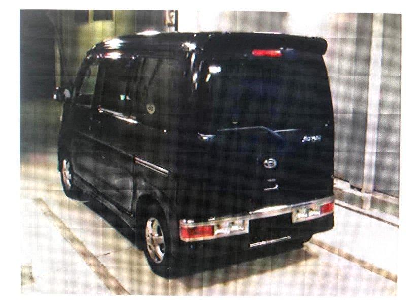 Daihatsu ATRAI 2018