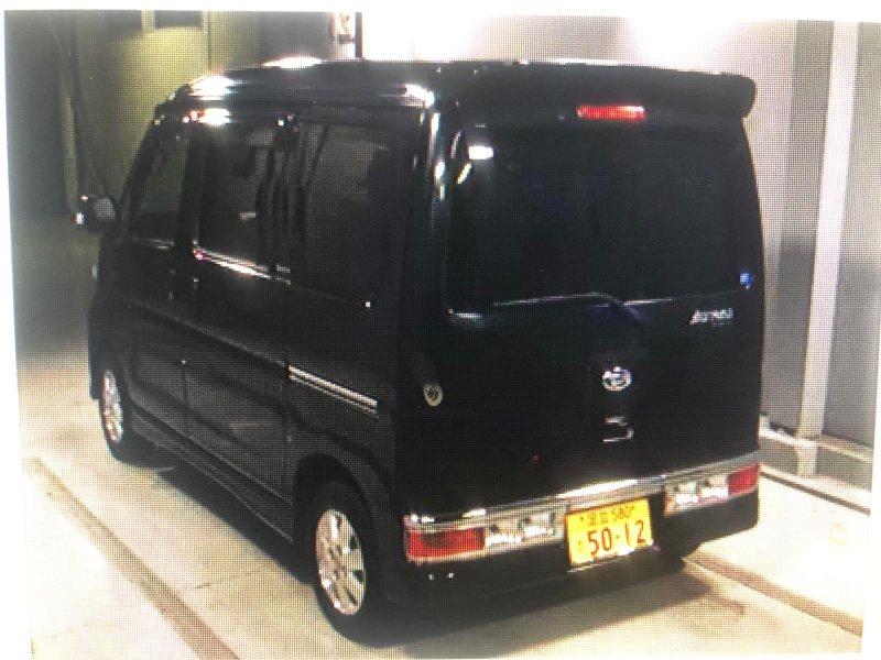 Daihatsu ATRAI WAGON 2018