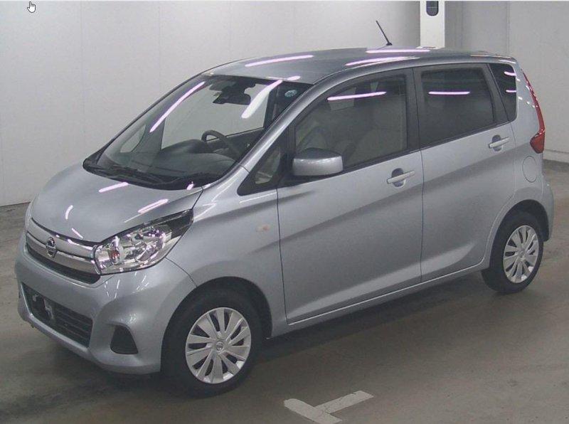 Nissan DAYZ 2016