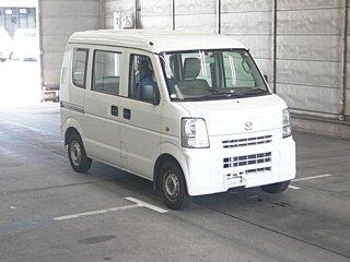 Mazda Scrum Van 2014