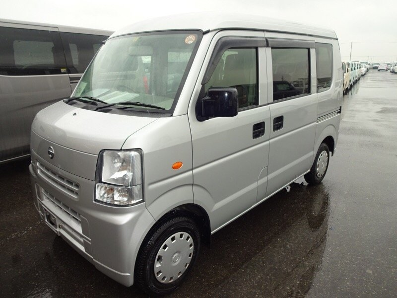 Nissan NV100 CLIPPER 2015