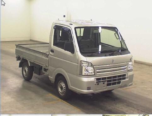 Suzuki Carry Truck 2016