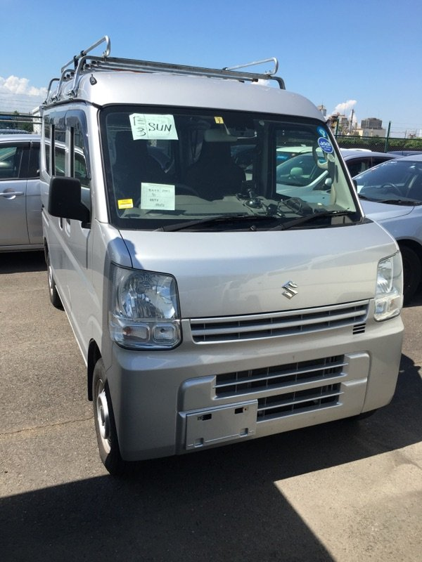Suzuki Every 2016