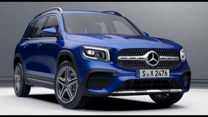Mercedes-Benz GLB200 2020