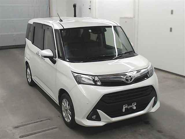 Toyota TANK 2019