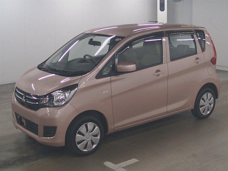 Mitsubishi EK 2016