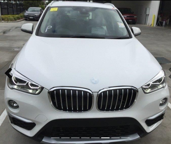 BMW X1 18i 2019