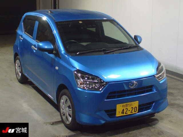Daihatsu MIRA 2017