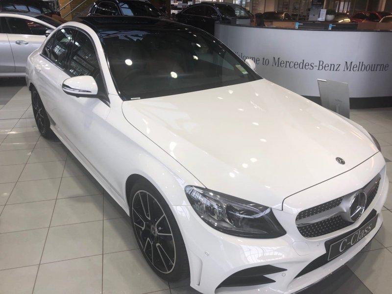 Mercedes-Benz CLA 200 AMG 2019