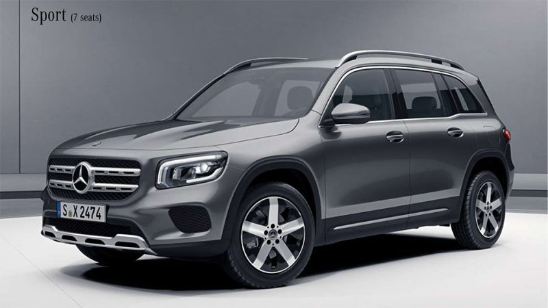 Mercedes-Benz GLB200 2020