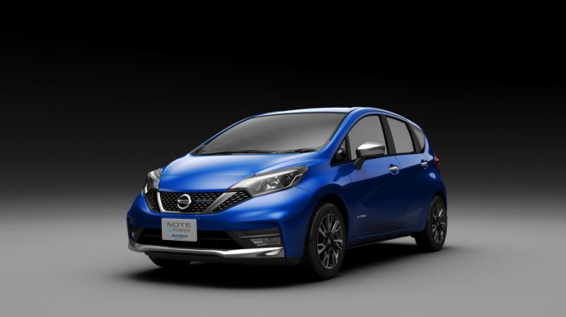 Nissan Leaf Grand Touring Concept to debut at 2018 Tokyo Auto Salon