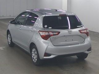 Toyota Vitz 2018