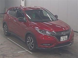 Honda Vezel 2017