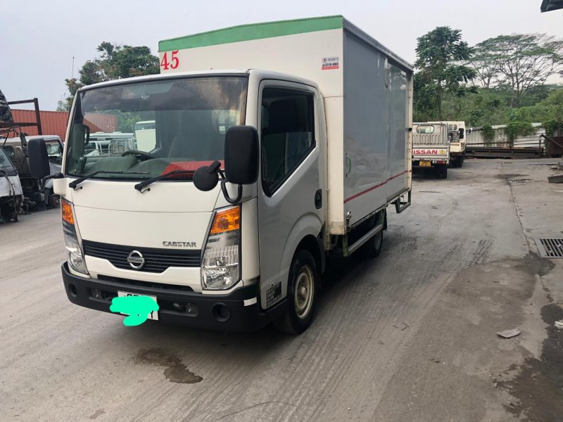 Nissan Cabster Truck 2017
