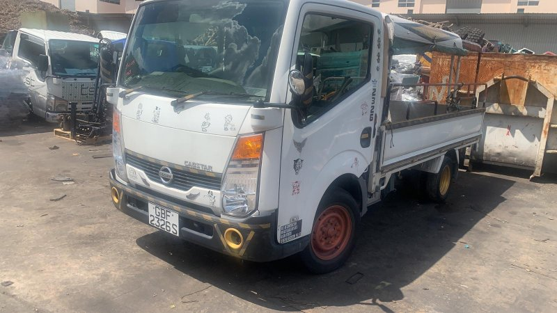 Nissan Cabster Truck 2016