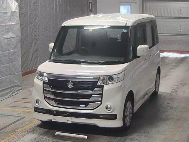 Suzuki Spacia 2017