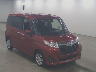 Toyota ROOMY 2017