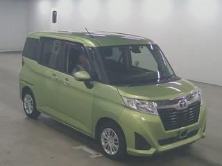 Toyota ROOMY 2018