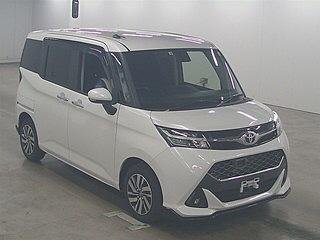 Toyota TANK 2018
