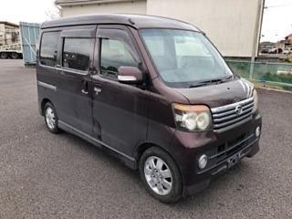 Daihatsu ATRAI WAGON 2017