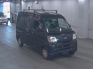Daihatsu Hiject Van 2016