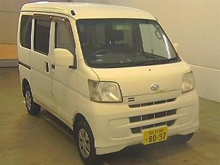 Daihatsu Hiject Van 201