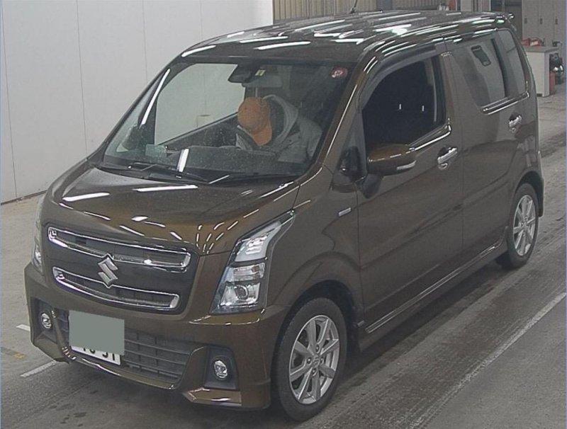 Suzuki WAGON R 2017