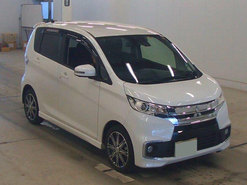 Mitsubishi EK WAGON 2018