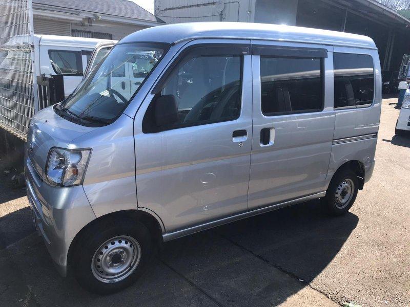 Daihatsu Hiject Van 2017