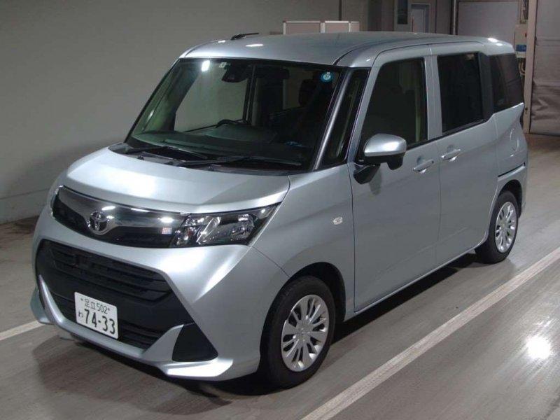 Toyota TANK 2017