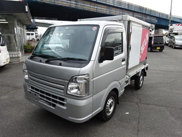 Suzuki Carry Truck 2016